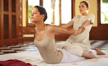 ROYAL THAI YOGA THERAPY