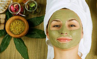 AYURVEDIC HERBAL FACIAL